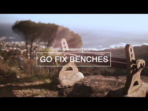 I Like fixing Broken Benches.