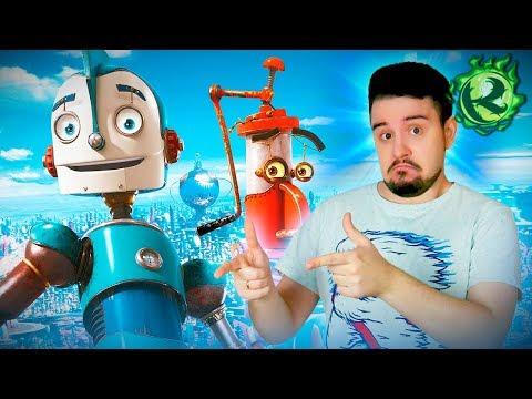 Роботы - Blue Sky норм пацана