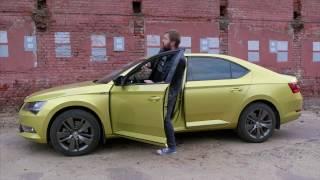 Дикая Шкода на 280 сил или снова про Apple CarPlay и Android Auto