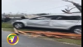 TVJ Midday News: Hurricane Dorian Cause Havoc to Abaco in  Bahamas - September 2 2019