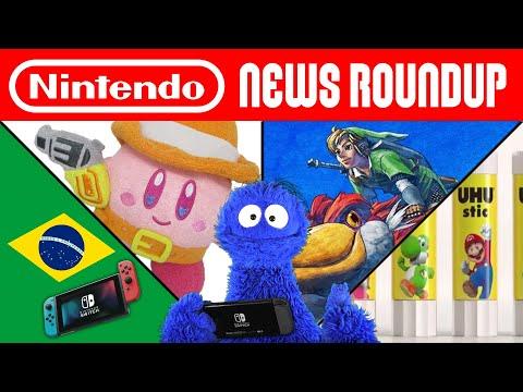 Mysterious Nintendo Meeting, Skyward Sword Rumor, Mario Glue | NINTENDO NEWS ROUNDUP