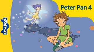 Peter Pan 4: Changes in the Nursery | Level 6 | By Little Fox