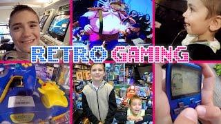 VLOG - Après-midi Retro-Gaming à GameSpirit + Unboxing Jeux Game & Watch
