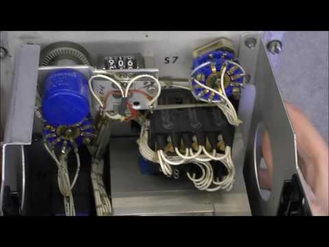 Avionics teardown: ELT/ULQ 1  panel made by Elettronica Roma