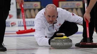CURLING: CAN-USA World Men