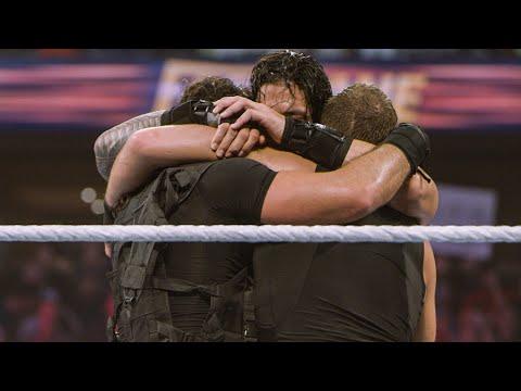 The Shield\'s emotional goodbye at WWE Fastlane: WWE Day Of