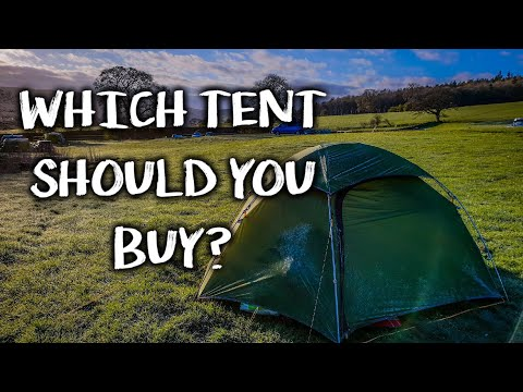 CAMPING For Beginners | Ep02 | How To Choose A BACKPACKING TENT