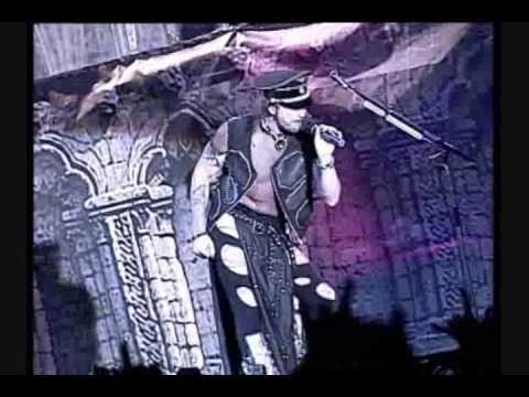 La rosa de los vientos versión metal (Barakaldo DF) - Mägo de Oz
