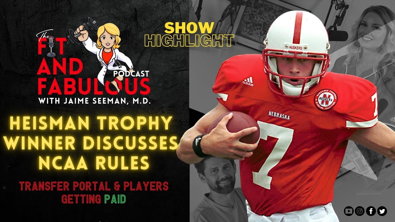 Should College Athletes Be Paid? w/ Eric Crouch (Heisman Trophy Winner)