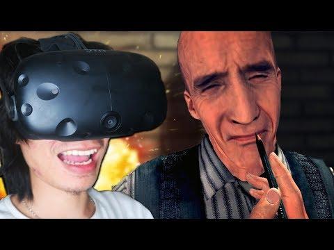 GAME VR TERKOCAK - LA Noire Indonesia HTC VIVE #1