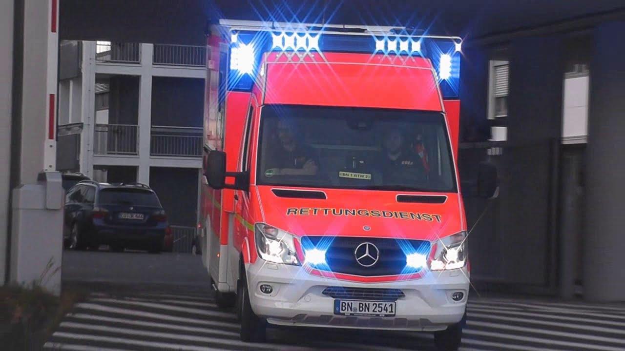 Blaulicht Bonn