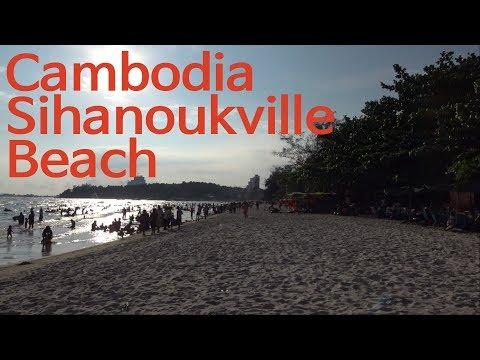 Cambodia Sihanoukville Beach. We Will Never See Again.(캄보디아 시아누크빌2018)