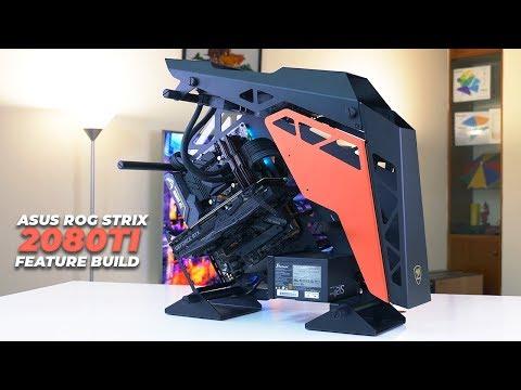 ASUS ROG Strix RTX 2080ti Bangla Gaming PC Build ft i7 8700, Cougar