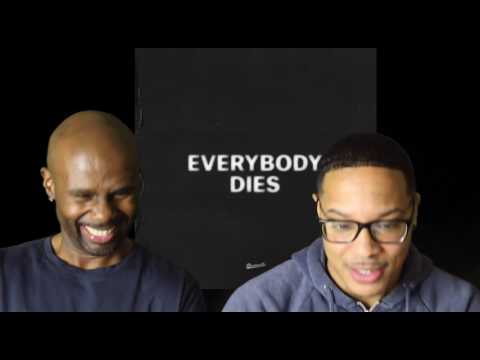 J Cole- Everybody Dies (REACTION!!!)