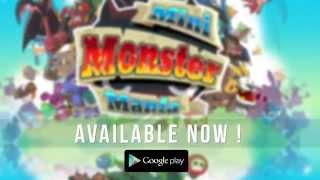 Mini Monster Mania- Official Game Play Trailer