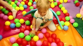 Vlog#13 День рождения сестрички детская комната батут май лит пони часть 1