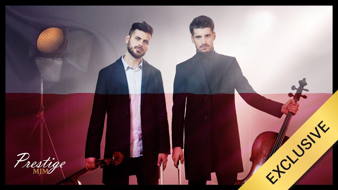 2Cellos zaprasza na koncert w Warszawie!