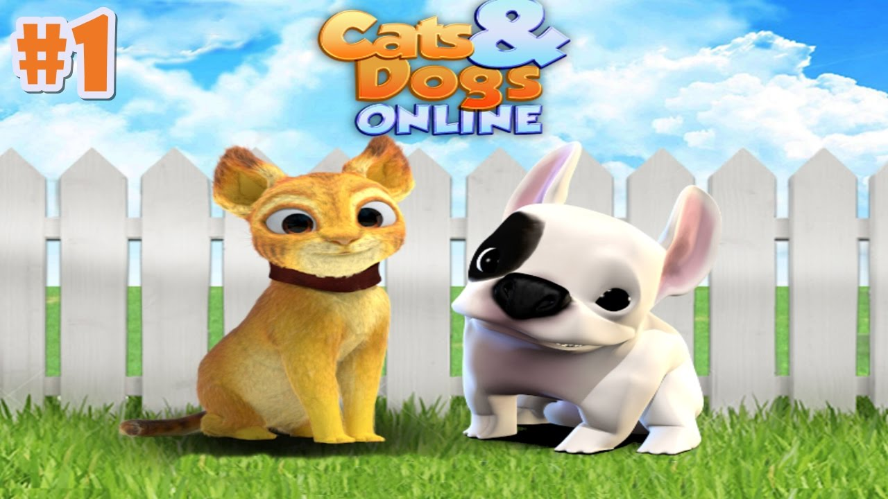 Cat Dog Online Simulator By Foxie Games Android Ios
