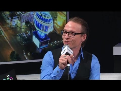 Interview with Realdoll founder and CEO Matt McMullen at CES 2016