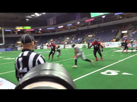 Texas Revolution: This is what a touchdown looks like!