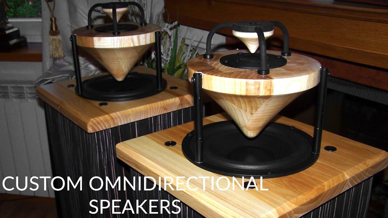 Kolumny Dook 243 Lne Omnidirectional Speakers Diy Eng Subs