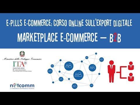 Marketplace e-commerce - B2B