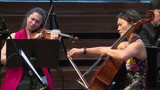Arno Babajanian - Piano Trio - II - Andante ババジャニアン:ピアノ三重奏:第二楽章 アンダンテ