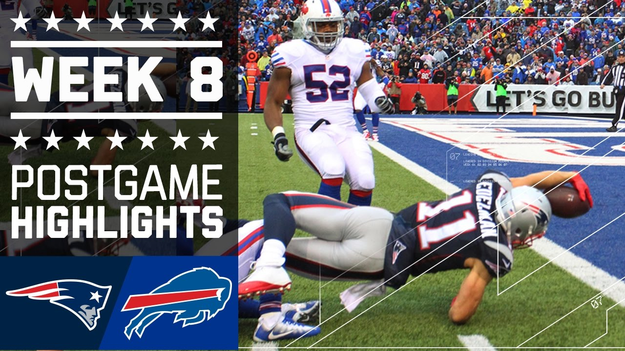 New England Patriots vs Buffalo Bills: Live updates, score, TV channel, how to ...