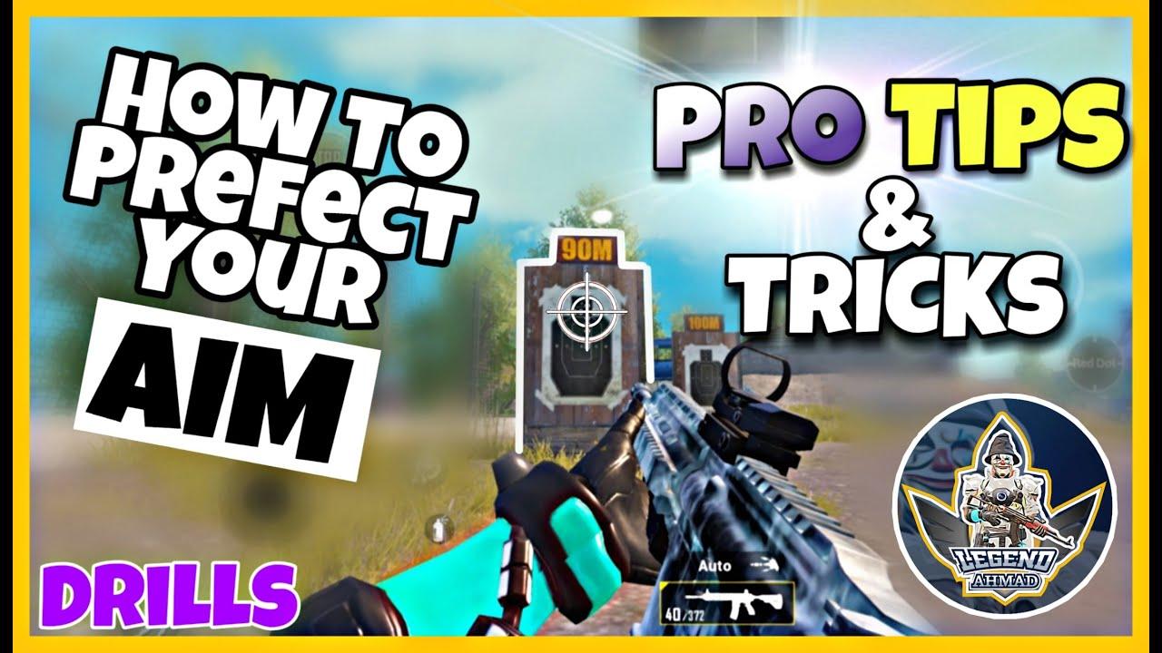 How To Improve Aim | Tips & Drills | Reflex | Legend Ahmad