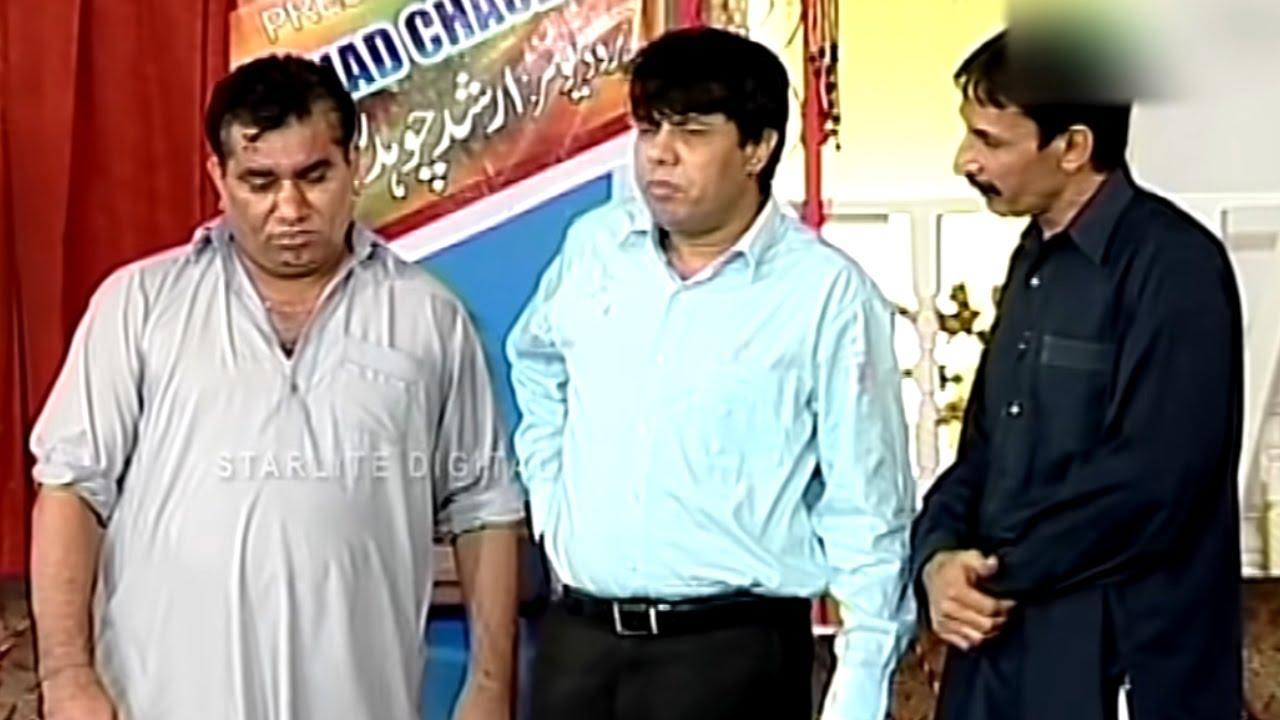 Munda Pangi Saal Da Iftikhar Thakur New Pakistani Stage Drama Full Comedy Funny Play | Pk Mast