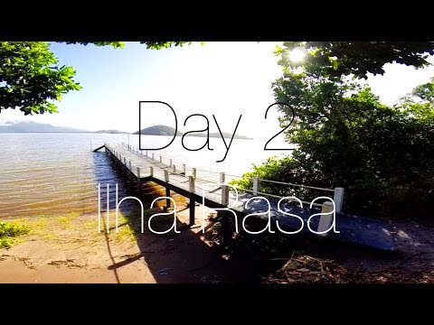 "Day 2 Ilha Rasa - International School of Curitiba ""Classrooms without Walls"""