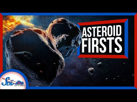 3 Historic Firsts in Asteroid Exploration