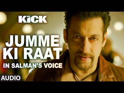 Jumme Ki Raat Full Audio Song | Kick | Salman Khan, Jacqueline Fernandez