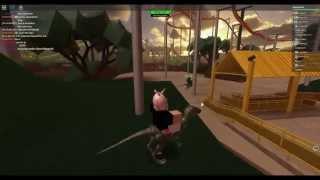 FGN Crew Plays: Roblox - Jurassic World