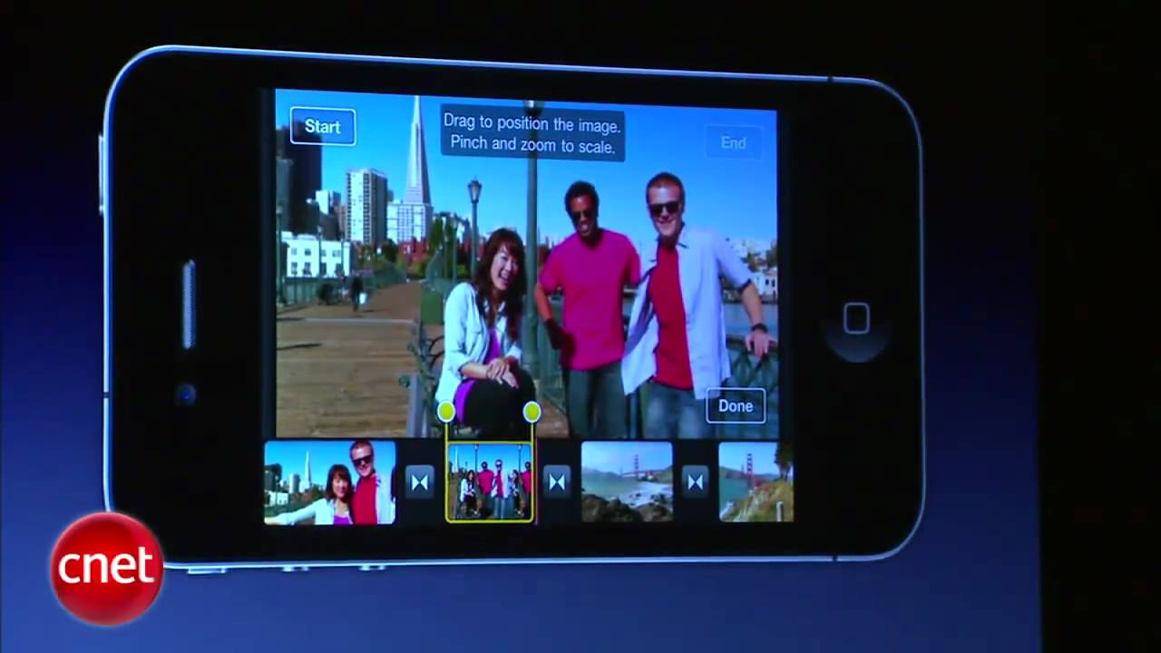 imovie 11 for iphone