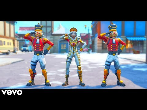 Fortnite - Crackdown Lobby Music (Official Music Video)