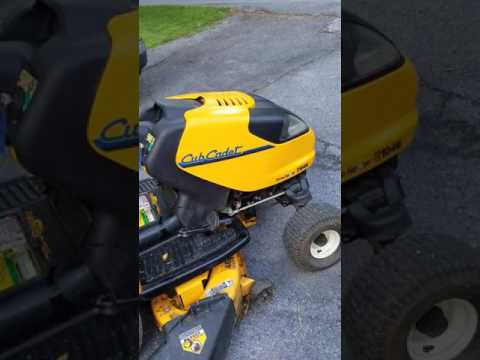 Cub Cadet I1046 Steering Differential Repair | How To Make & Do