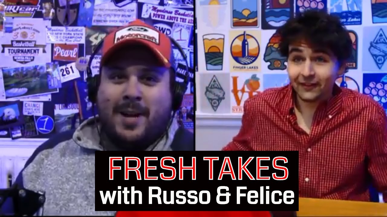 College Hoops is back, 'Cuse looks to spoil Notre Dame's season & reaction to the Jimmy Butler trade .::. Fresh Takes w/ Russo & Felice 11/13/18