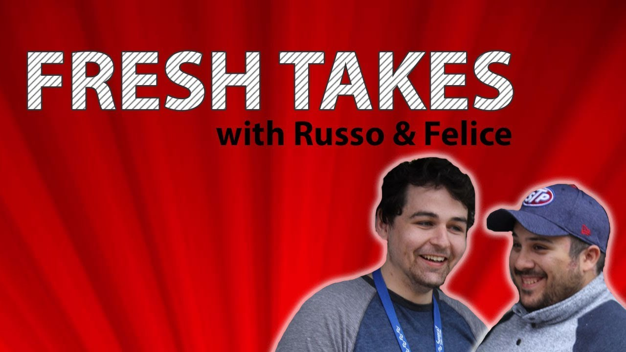 The Masked Singer recap & Lakers free-for-all .::. Fresh Takes w/ Russo & Felice (podcast)