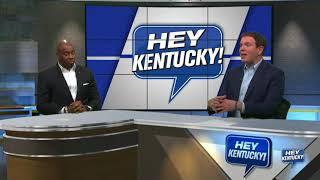 Matt talks UofL with Ricky Jones