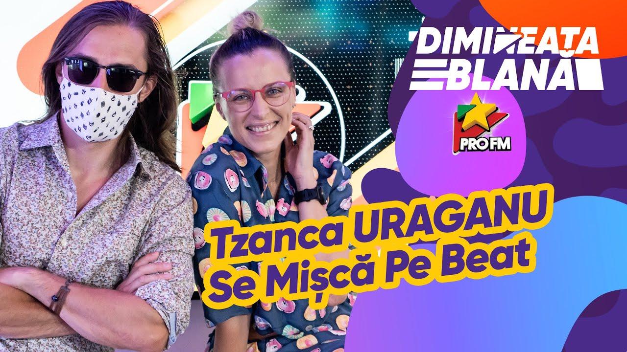 Tzanca URAGANU - Se Misca Pe Beat Live #dimineatablana