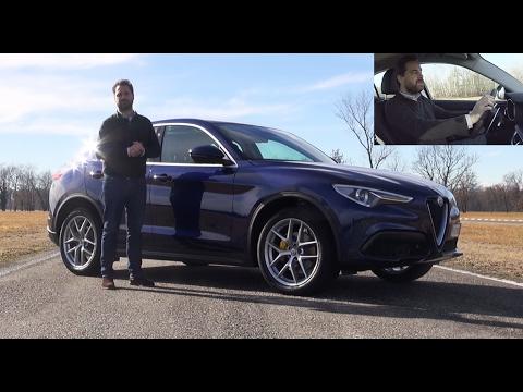 2017 Alfa Romeo Stelvio [ESSAI/TEST DRIVE w/ENG subs] : nos premières impressions sur le SUV
