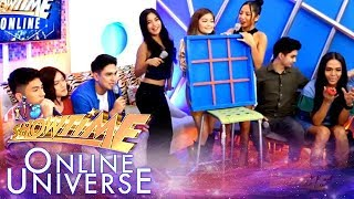 'Tik Tak Bucket' challenge in See You Dare   Showtime Online Universe
