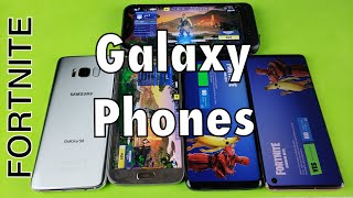 Download & Install FORTNITE on Samsung Galaxy S7, S8, S9, S10 NOW!!!