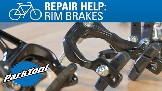 Bicycle Rim Brake Identiḟication - What Type of Brake Do I Have?