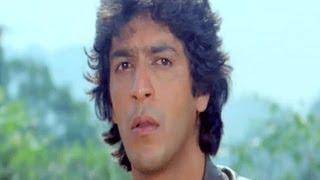 Sunny, Neelam, Pran, Chunky Pandey, Paap Ki Duniya - Scene 15/16