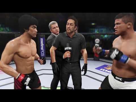 Bruce Lee VS The UFC - Gilbert Burns