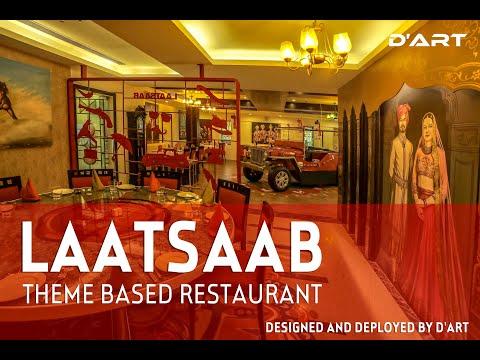 Best Interior Design of Restaurant 2019 by DArt Pvt Ltd