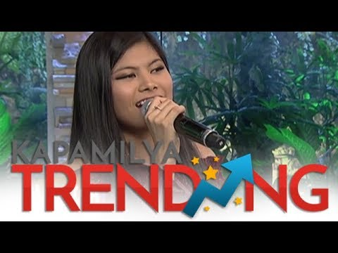 Marlisa performs When You Say Nothing At All