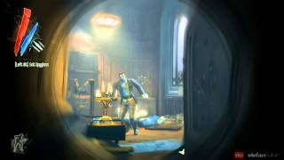 Dishonored Art Dealer Apartment code